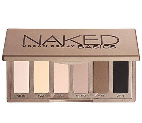 NIB urban decay Naked Basics Palette Eyeshadow!