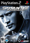 Spy Hunter: Nowhere To Run (Sony PlayStation 2, 2006, DVD-Box)