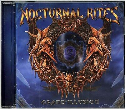 NOCTURNAL RITES GRAND ILLUSION SEALED CD NEW