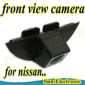 Car-Vehicle-Logo-Front-View-Mark-Hidden-Camera-for-Nissan-Tiida-Qashqai-X-trail