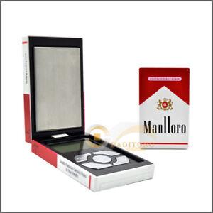 HOT-Cigarette-Case-Digital-Pocket-Scale-100gx0-01g-Led-Show-Brand-New
