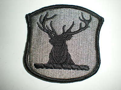 US ARMY IDAHO HQ STATE AREA COMMAND PATCH - ACU