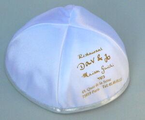 Image is loading 100 JEWISH KIPPAH Print Personalized Blessing Bar Bat 100 JEWISH KIPPAH Print Personalized Blessing Bar Bat Mitzvah  . Kippahs For Wedding. Home Design Ideas