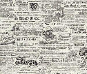 Tapete Zeitung vinyl tapete rasch aqua deco 820119 küche zeitung struktur silber