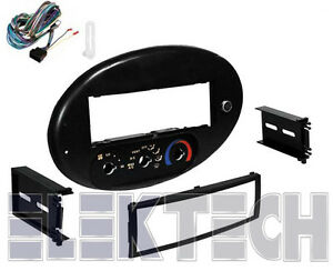 Single-DIN-Radio-Dash-Replacement-Kit-for-1996-1999-Mercury-Sable-Ford-Taurus