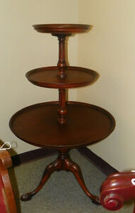 Imperial-Mahogany-3-Tier-Dumbwaiter-Table-Parlor-Table-TKC-T304