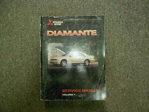1998 mitsubishi diamante service repair shop manual volume. Black Bedroom Furniture Sets. Home Design Ideas