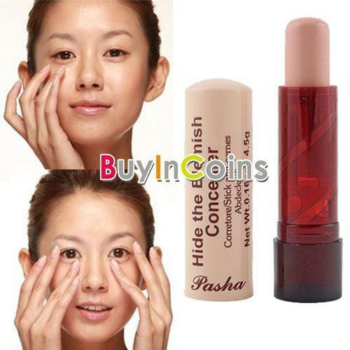 Hot France Pasha Hide The Blemish Creamy Concealer Stick BD