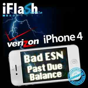 Flash-Activate-Verizon-amp-Sprint-iPhone-4-Bad-ESN-To-Cricket-w-Web-Data