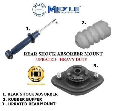 FOR BMW E36 REAR SHOCK ABSORBER SHOCKER TOP MOUNT MEYLE