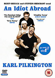 An-Idiot-Abroad-Series-1-Complete-DVD-2010-2-Disc-Set-As-good-as-new