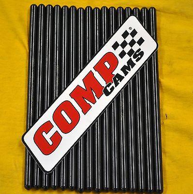 Comp Cams 7955-16 Sbc High Tech PushRods 5/16 Push Rods 7.400 Ls1 Ls2 Ls3