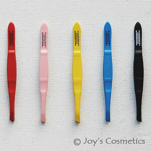1-TWEEZERMAN-Professional-Tweezers-Tweezette-Pick-Your-1-Color-Joys-cosmetics