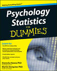 Psychology Statistics For Dummies by Donncha Hanna, Martin Dempster (Paperback, 2012)