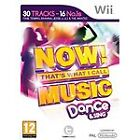 Now That's What I Call Music: Dance & Sing (Nintendo Wii, 2011) - European Version