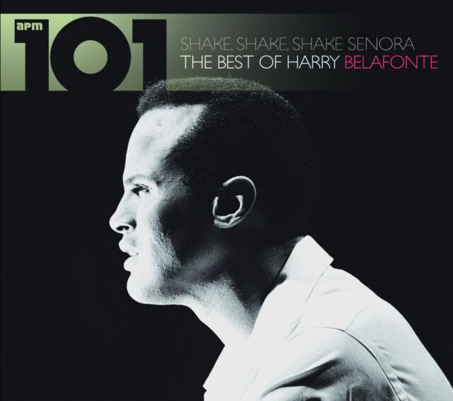 Harry Belafonte - 101 Hits - Shake, Shake Senora - The Best of... 4CD Box Set
