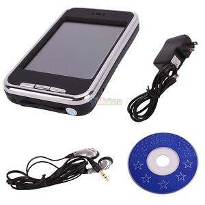 New-2-8-034-Touch-Screen-16GB-MP3-MP4-Music-Media-Player-FM-with-Camera-Black