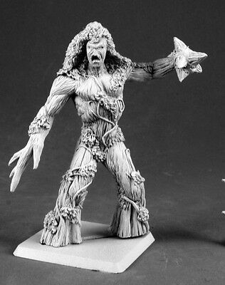 Sildoran Protector Reaper Miniatures Warlord Wood Elves Treant Ent Monster Melee