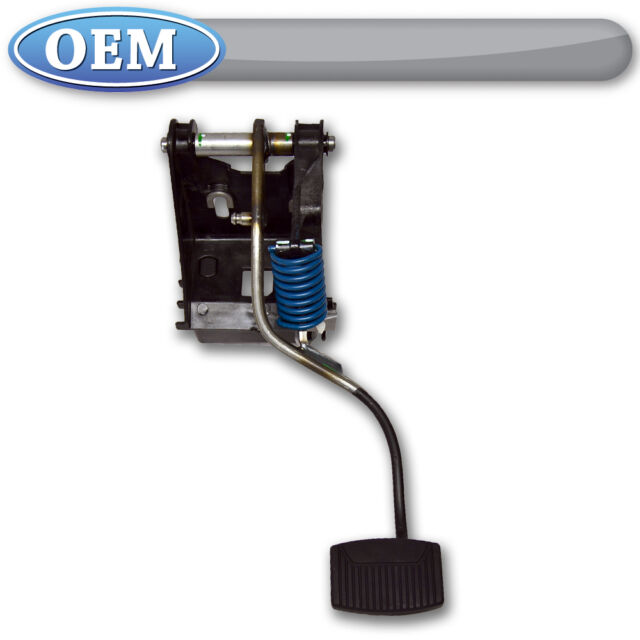 NEW OEM 2007-2010 Ford F-250, F-350 Clutch Pedal Assembly- Bracket, Spring, Pad