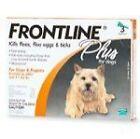 Merial Frontline Plus For Dogs 11 - 22 lb