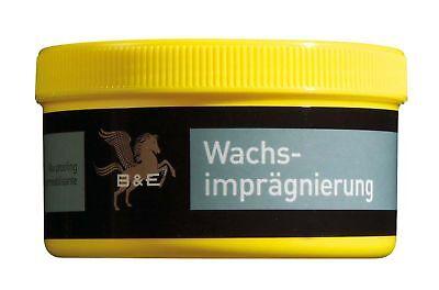 B & E Wachs-Imprägnierung - 250 ml Wachs Imprägniermittel Pflege Wolle Wasser