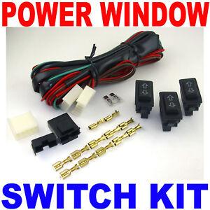 spal 3 rocker 5 wire switch kit door lock power windows | ebay prius door lock actuator wiring diagram #15