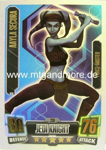 Force Attax Serie 2 Force Master scegliere a