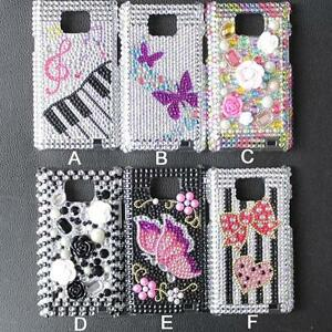 Bling-Diamond-Crystal-Hard-Back-Case-Cover-For-SAMSUNG-GALAXY-S2-S-2-I9100