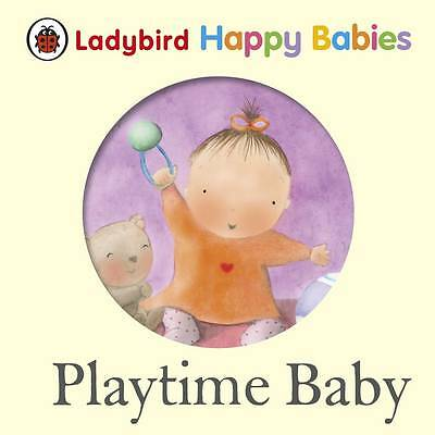"""""""AS NEW"""" , Ladybird Happy Babies: Playtime Baby Book"""