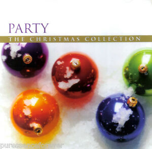 V-A-The-Christmas-Collection-Party-UK-14-Tk-CD-Album-Sld