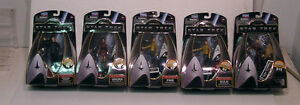 "Star Trek:New Movie 3.75"" Playmates Action Figure Lot of 5- MOC (L6010)"