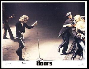 DOORS-83-ORIG-11X14-Lobby-Card-8-VAL-KILMER-plays-JIM-MORRISON-ROCK-BAND