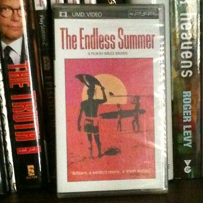 The Endless Summer  (UMD-Movie, 2005) for PSP see Video Preview Here