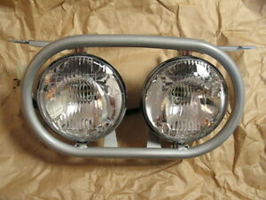 Honda-Mini-Trail-Z50-BAJA-New-Headlight-Rare-Vintage-NOS