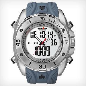 timex s t5k404 ironman triathlon 42 combo analog