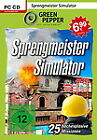 Sprengmeister-Simulator - Sprengen wie die Profis (PC, 2009, DVD-Box)