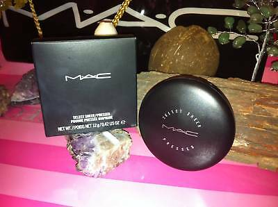 MAC SELECT SHEER PRESSED POWDER NC20 AUTHENTIC FROM A MAC STORE