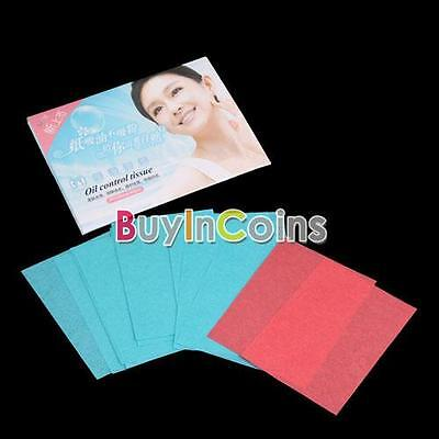 100 Sheets Pro Powerful Makeup Oil Absorbing Face Paper