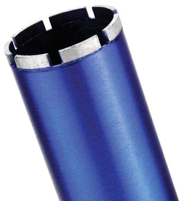 Diamondblades4us Premium Dry Diamond Cutting Core Drill Bits 5//8-11 Thread 4-inch 10 OAL
