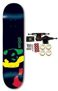 ENJOI-Skateboards-RASTA-PANDA-Complete-Skateboard-NEW