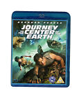 Journey To The Centre Of The Earth 3D (Blu-ray, 2012)