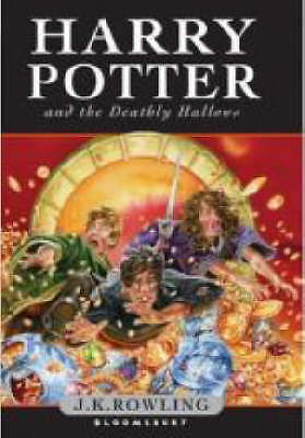 Harry Potter and the Deathly Hallows Harry Potter and the Deathly Hallows ( UK C