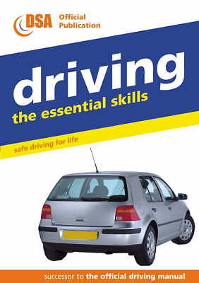 """VERY GOOD"" Driving - the Essential Skills: Safe Driving for Life, Driving Stand"