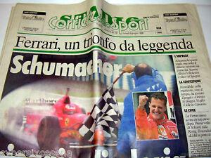 SCHUMACHER-ferrari-spagna-1996-prima-vittoria-di-schumi
