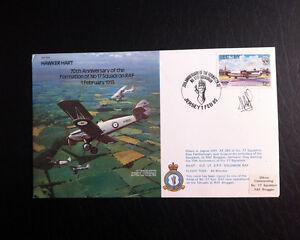 RAF-B16-Flown-Signed-FDC-Hawker-Hart-Flt-Lt-S-P-E-Solomon-AFTAL