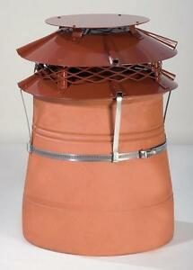 Brewer-UFO-MK2-Chimney-Cowl-For-Solid-Fuel-And-Gas