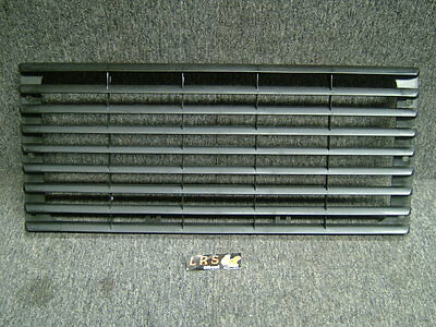 LAND ROVER DEFENDER 90 110 130 NEW FRONT GRILLE RADIATOR COVER BLACK ALR8765PUC