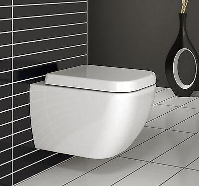 Vera Wand-Hänge WC/Toilette mit SoftClose Sitz