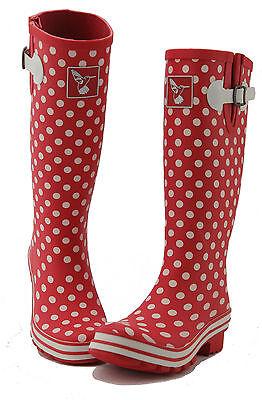Ladies Wellies Winter Boots Rain Boots Designer Rubber Wellingtons Evercreatures