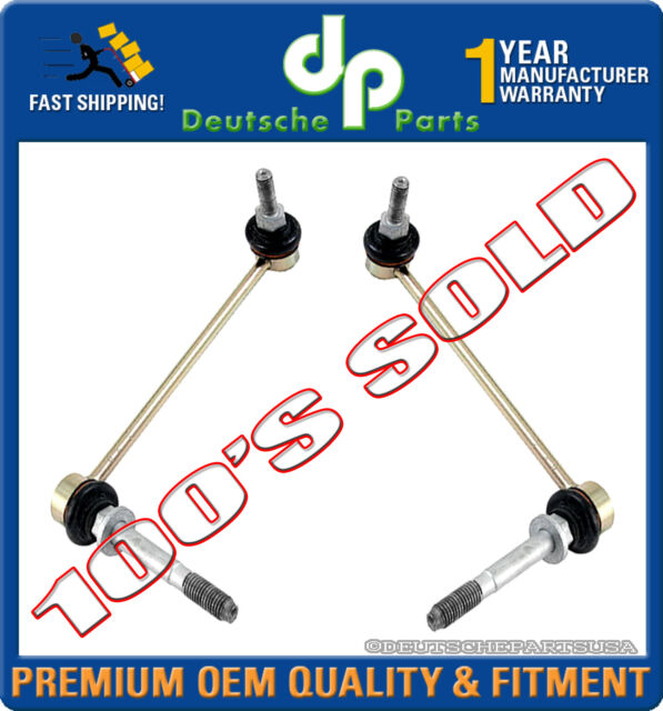 Porsche 911 996 ANTI ROLL Stabilizer Sway Bar Drop Link Links LEFT + RIGHT Set 2